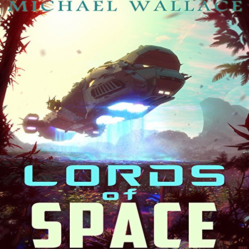 Lords of Space cover art