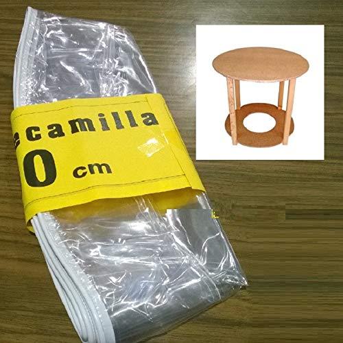 Productos Plastico Cubre camillas para Mesa Redonda (100 cm)
