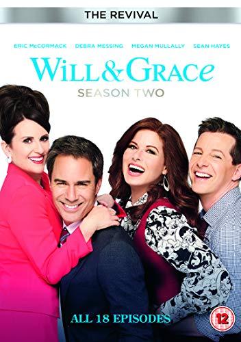 Will & Grace (2018): Season 2 Set (2 Dvd) [Edizione: Regno Unito]