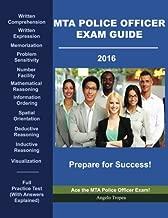 MTA Police Officer Exam Guide