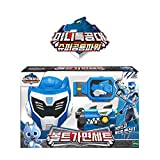 MINI FORCE Miniforce Volt Super Dinosaur Power Mask Gun Play Set for Kids + Gift