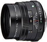 FA77mmF1.8 Limited (ブラック) 製品画像