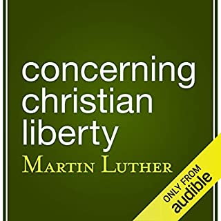 Concerning Christian Liberty audiobook cover art