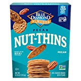 Blue Diamond Pecan Thins Cracker Crisps, 4.25 oz