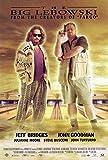 Big Lebowski, The Poster Movie (27 x 40 Inches - 69cm x 102cm) (1998) (Style B)