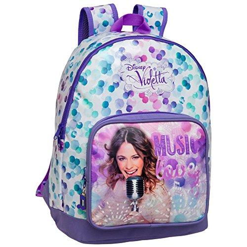 Disney Violetta Mochila, Violeta