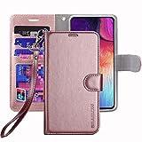 ERAGLOW Galaxy A50 Case,Galaxy A50 Wallet Case,Premium PU Leather...