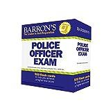 Police Officer Exam Flash Cards (Barron's Test Prep)