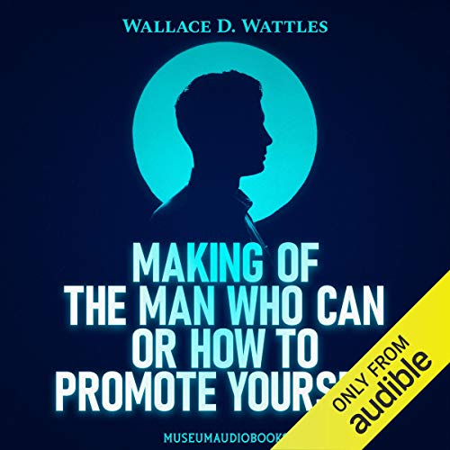 Making of the Man Who Can or How to Promote Yourself Titelbild