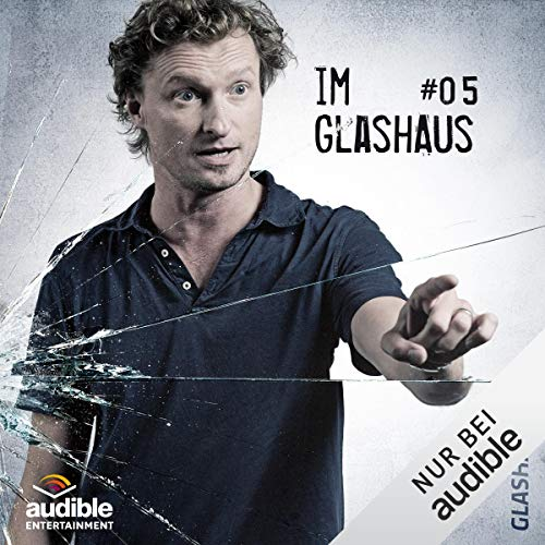 Im Glashaus audiobook cover art