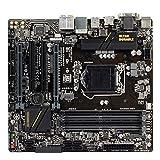 MYHJ Fit for Gigabyte GA-B150M-D3H B150M-D3H B150 Socket LGA 1151 DDR4 USB3.0 SATA3 PCI-E3.0 Placas Base de computadora Placa Base de Escritorio
