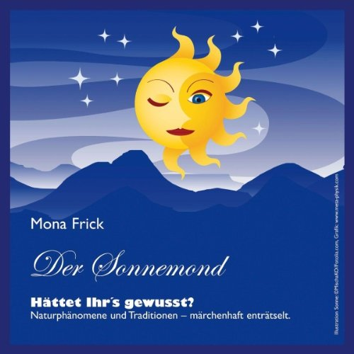 Der Sonnemond audiobook cover art