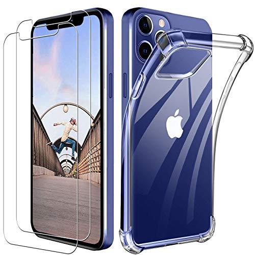 OfferteWeb.click GF-yoowei-compatibile-con-iphone-12-mini-cover-trasparente