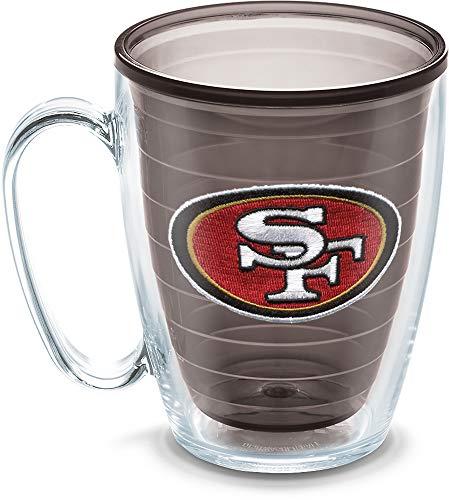 Tervis Tasse, 470 ml NFL San Francisco 49Ers 16 oz Quarzfarbe