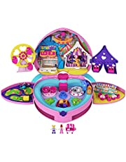 Polly Pocket: Tiny Is Mighty Theme Park Backpack, 4+ Age