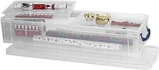 Really Use Box 22C + 2DIVC Boîte de rangement avec compartiments 22 l