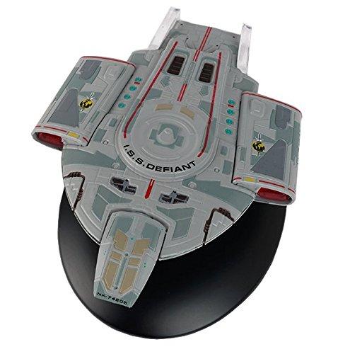 Star Trek Official Starship Collection - Die-Cast - mirror defiant Model Ship
