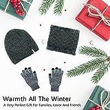 Zoom IMG-2 cappello uomo invernali in maglia