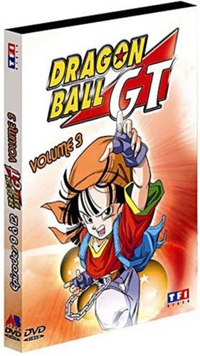 Dragon Ball GT, vol. 3