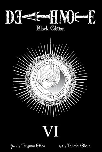 Death Note Black Edition, Volume 6: 06