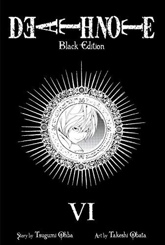 DEATH NOTE BLACK ED TP VOL 06 (OF 6) (C: 1-0-1)