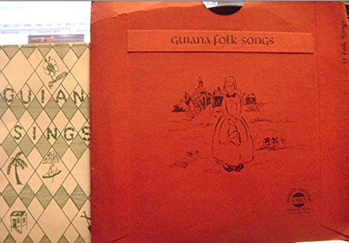 British Guiana Folk Songs 7