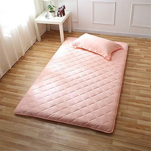 Warm Folding Futon Matratze 6cm Dicke Tatami Kissen Matratze faltbare Futon weichen...