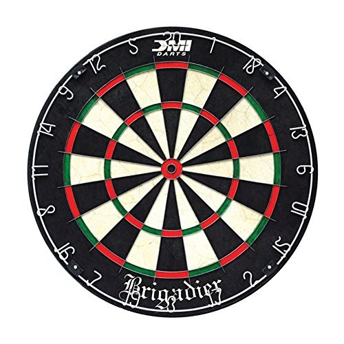 DMI Darts Brigadier Bristle Dart Board by Escalade Sports