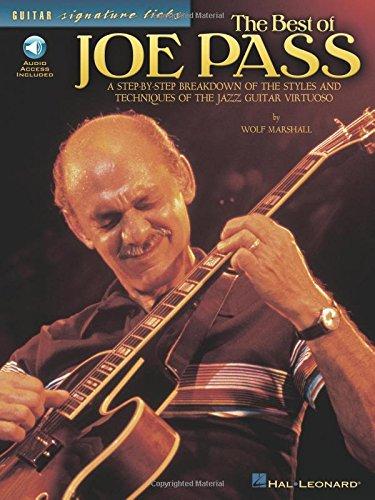 The Best of Joe Pass [With Access Code] (Guitar Signature Licks)