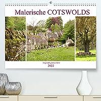 Malerische Cotswolds (Premium, hochwertiger DIN A2 Wandkalender 2022, Kunstdruck in Hochglanz): Englands gruenes Herz (Monatskalender, 14 Seiten )