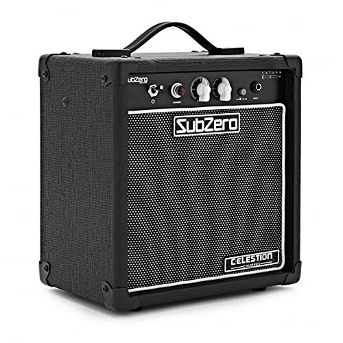 SubZero Saturn-5V Tube Guitar Amp with Celestion Super 8 Speaker