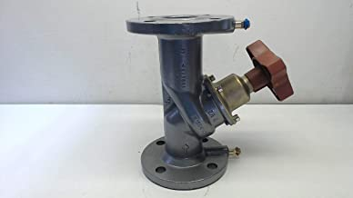 Tour & Andersson 52 167-965 Hydraulic Balancing Valve Staf Flanged End 52 167-965
