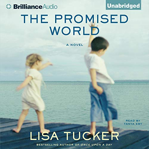 The Promised World audiobook cover art