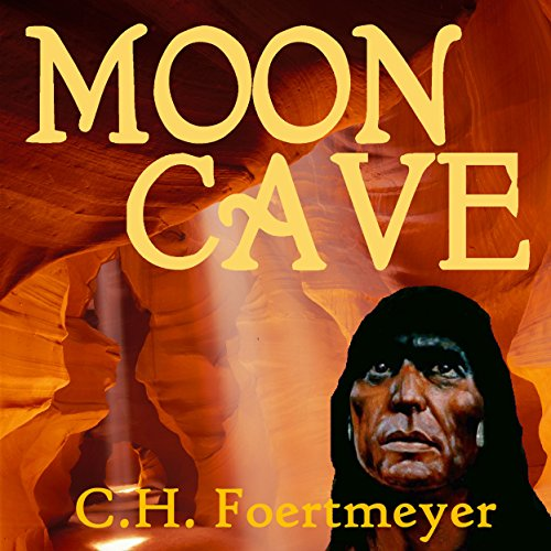 Moon Cave audiobook cover art