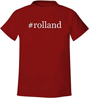 #rolland - Men's Hashtag Soft & Comfortable T-Shirt