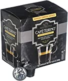 Cafe Turino 60-Count Ristretto Espresso Capsules for Single Serve Coffee Makers (Compatible with Nespresso OriginalLine Brewers)