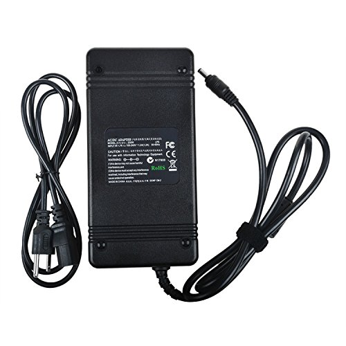 """AT LCC Generic 19V 10.5A 200w AC Adapter Charger for Clevo Eluktronics P650RP6 Gaming Laptop 15.6"""" GTX 1060"""