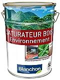 Saturateur Bois Environnement - BLANCHON - Naturel - 5 Litres