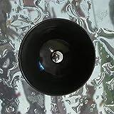 schwarzes Waschbecken, handgemacht
