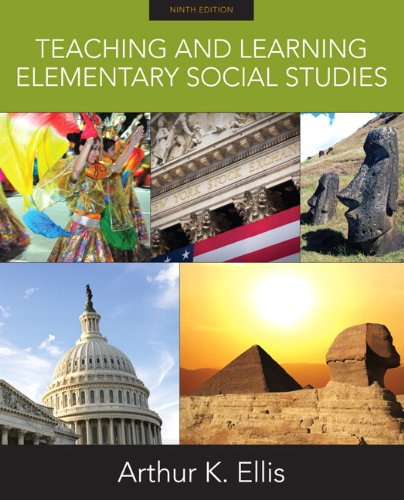 Teaching and Learning Elementary Social Studies (9th...