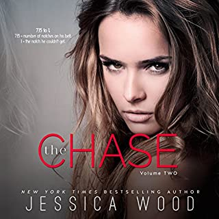 The Chase, Volume 2 audiobook cover art