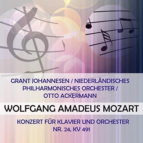 Konzert für Klavier und Orchester Nr. 24 C Minor, KV 491: Larghetto