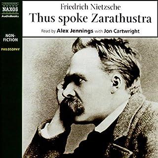 Thus Spoke Zarathustra cover art