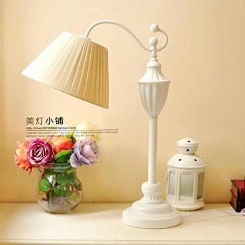 Family Utility Table Lampe-Die Schlafzimmer Sind Einfach die Kopflampe Continental Mix aus Frischer Nordischer Literatur und Art-Deco-Lampen, T-D