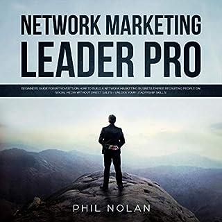 Page de couverture de Network Marketing Pro