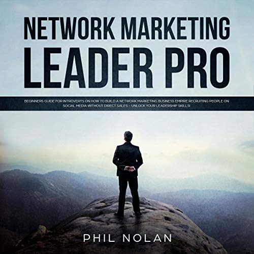Network Marketing Pro audiobook cover art