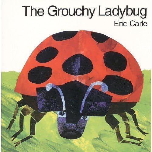 ventas en linea Grouchy Ladybug Board Board Board Book by HarperCollins  mejor calidad