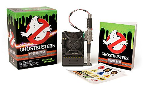 Ghostbusters: Proton Pack and Wand (RP Minis)