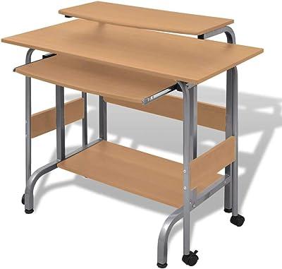 Need 160x60cm Escritorios Mesa de Ordenador Escritorio de Oficina ...
