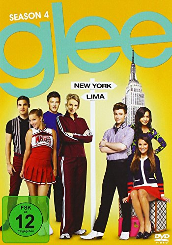 Glee - Season 4 [6 DVDs]